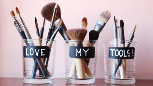 pinceles-como-herremienta-de-maquillaje-profesional